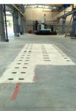 Machine Heavy Plant Foundations